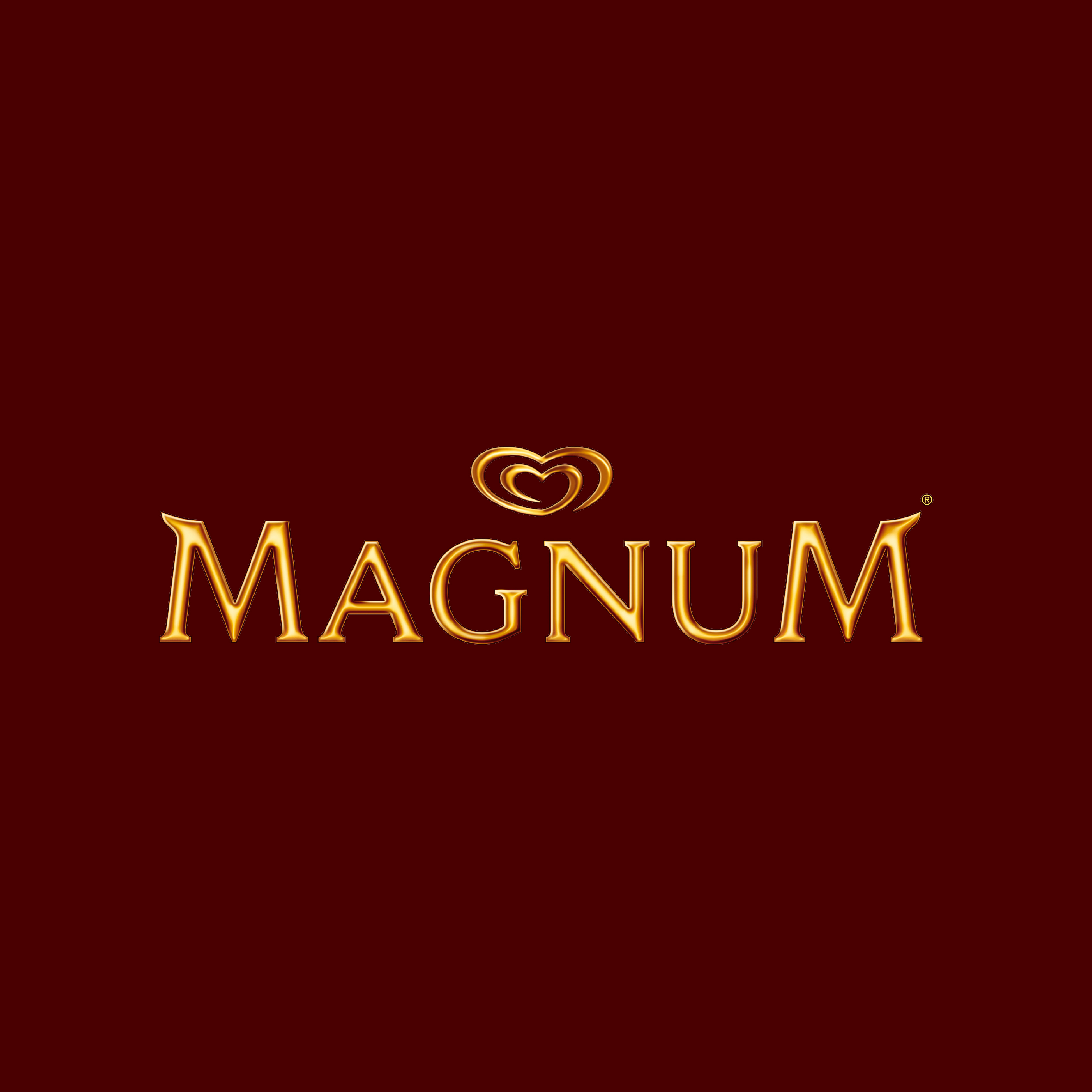 Magnum Ice Cream Logo