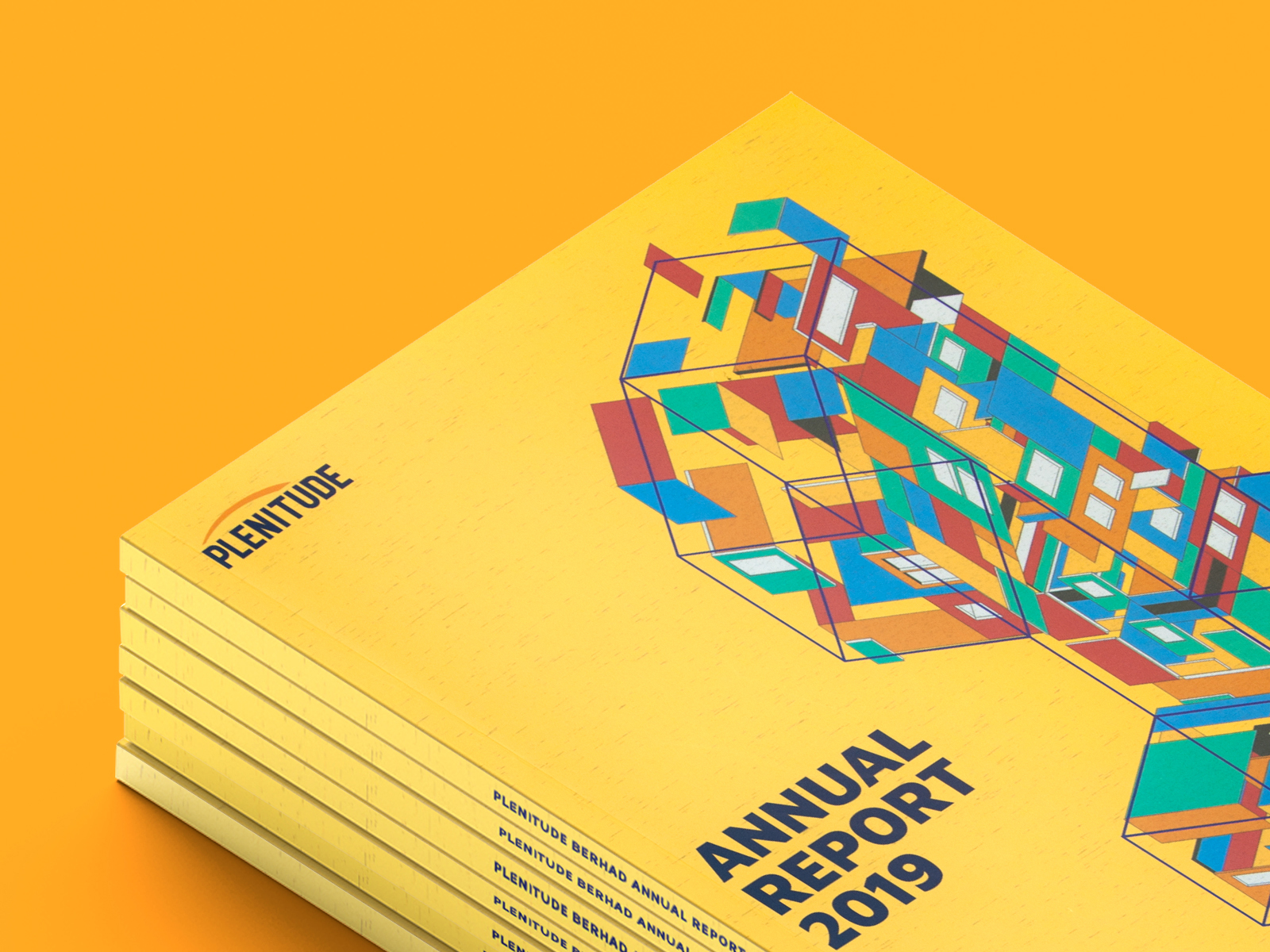 Plenitude annual report 2019 stacked