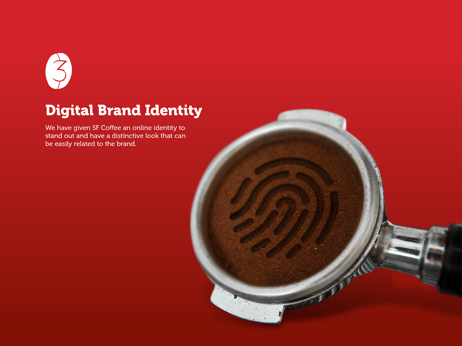 San Francisco Coffee social media management brand identity development for a distinctive social media visual style