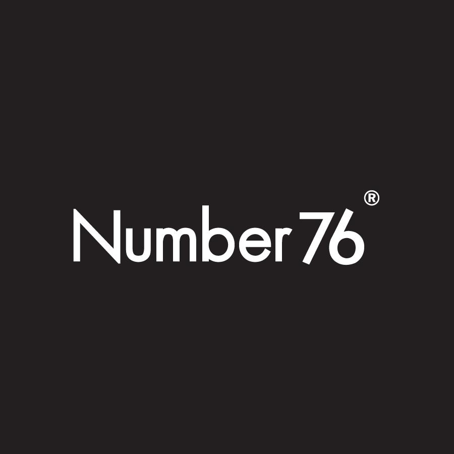 Number76 Logo